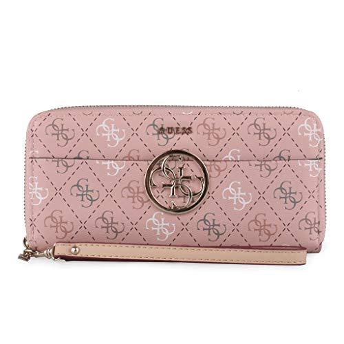 Guess ,  Damen Damen-Geldbörse Pink Rosa Einheitsgröße