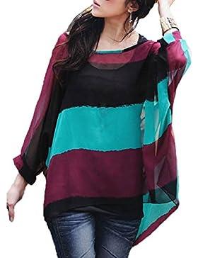 Nicetage - Camisas - Rayas - para mujer