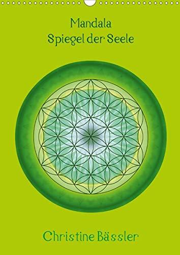 Mandalas - Spiegel der Seele (Wandkalender 2021 DIN A3 hoch): Kreisbilder in verschiedenen Farben und Formen (Monatskalender, 14 Seiten ) (CALVENDO Glaube)
