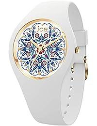 Ice-Watch - ICE change Lisboa - Montre blanche pour femme avec bracelet en silicone - 016649 (Small)