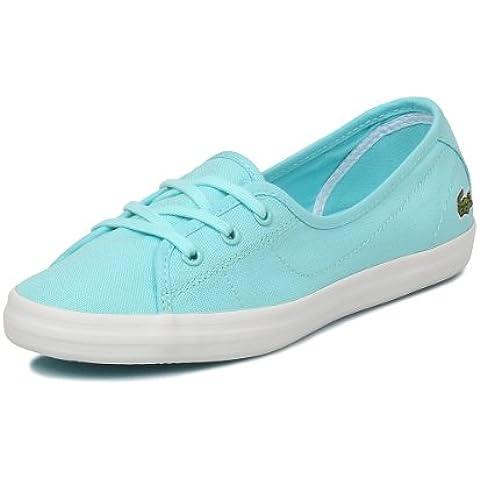 Lacoste - Ziane Chunky Abb - Color: Azul turquesa - Size: 40.0
