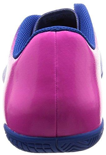 adidas X 16.4 in, Scarpe da Calcio Uomo Blu (Blue/footwear White/shock Pink)