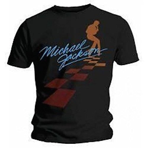 MICHAEL JACKSON - SQUARE DANCING (BILLIE JEAN/THRILLER) - OFFICIAL MENS T SHIRT