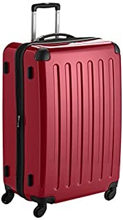 HAUPTSTADTKOFFER - Alex- Luggage Suitcase Hardside Spinner Trolley 4 Wheel Expandable, 75cm, red (B004MYDTIK)   Amazon price tracker / tracking, Amazon price history charts, Amazon price watches, Amazon price drop alerts