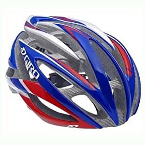 GIRO Atmos Casque vélo Rouge/Bleu S (51 55 cm)