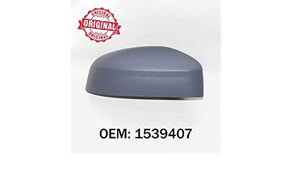 Left Side Wing Mirror Cover Cap Casing Primed For Ford Focus 1998-2004