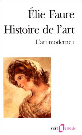 Histoire de l'art : l'art moderne I
