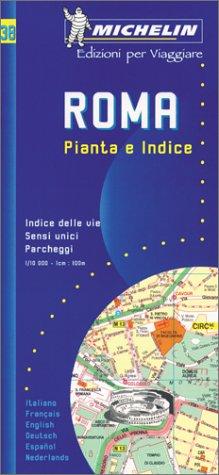 Plan de ville : Rome