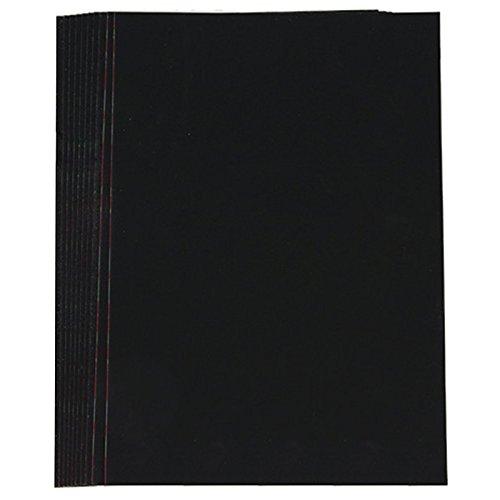 PQZATX 10 Blatt 16K Bunte Magie Kratzen Kunst Malerei Papier mit Zeichnung Stick Geschenk (Magie Verkauf Von Kunst)