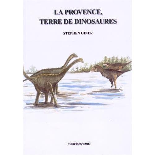 La Provence, terre de dinosaures