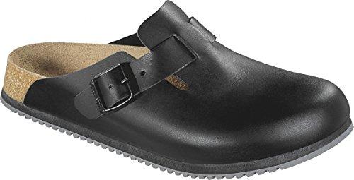Birkenstock Professional Boston Unisex-Erwachsene Clogs schwarz