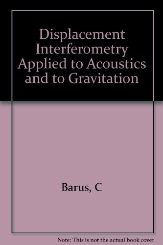 Displacement Interferometry Applied to Acoustics and to Gravitation