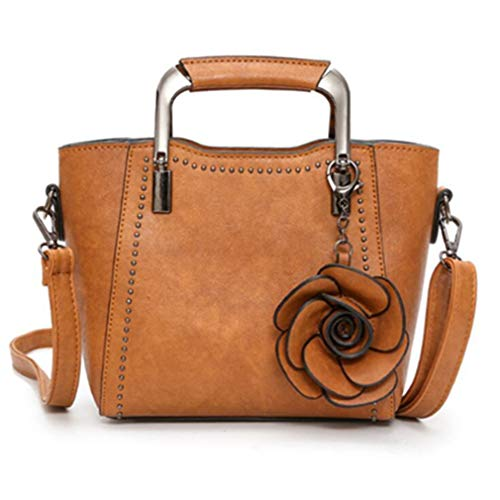 Niet Casual Totes Schulter Crossbody Handtaschen Brown One Size