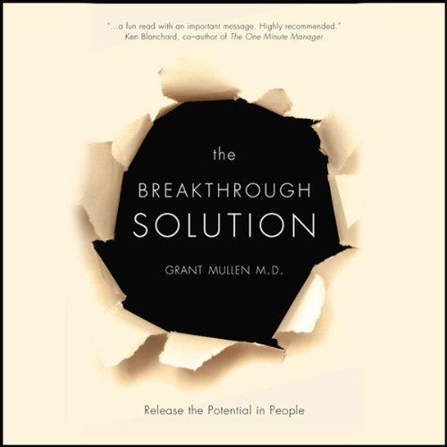 The Breakthrough Solution  Audiolibri