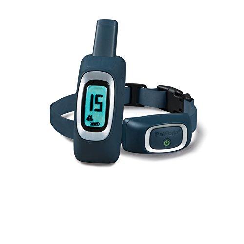 PetSafe - Collier de Dressage pour Chien 300 m, Rechargeable, Etanche, Ton/Vibration, 15 niveaux de Stimulation électrostatique