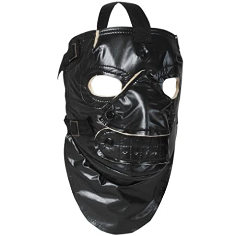 Extreme Cold Windy Weather Protection Winter Warm Face Mask Black