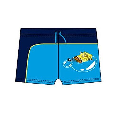 Boxer Short de baño Bob Esponja Multicolor 6 Años