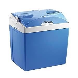 dometic mobicool v26 ac dc thermoelektrische k hlbox f r auto und steckdose 25 liter. Black Bedroom Furniture Sets. Home Design Ideas