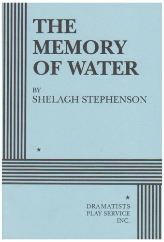 [The Memory of Water] [By: Stephenson, Shelagh] [June, 1999]
