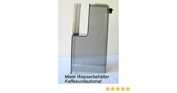 ORIGINAL MIELE Wassertank für Dampfgarer