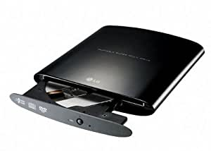 LG gP08NU6B super multi-lecteur dVD (--rW --r dL)/dVD-rAM - 8x - 8x - 5x-uSB 2.0–externe-gP08NU6B (noir)