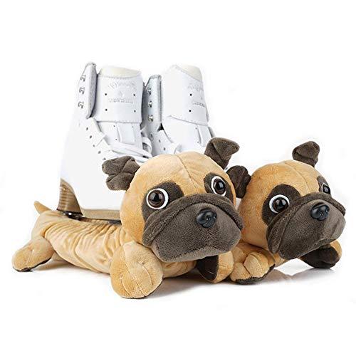 Wapern Schlittschuh-Schutzhüllen, Eiskunstlauf-Soaker-Blade-Blankies, Cartoon-Tier-Schutzhülle, Hockey-Skate-Schutz, zum Schutz der Skate-Klinge