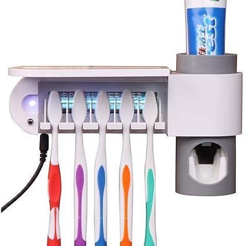 XXTT-Spazzolino da denti sterilizzatore cartuccia automatico di