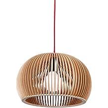 Amazones lamparas de techo en madera