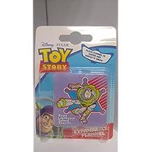 Toalla Esponja manos franela Toy Story