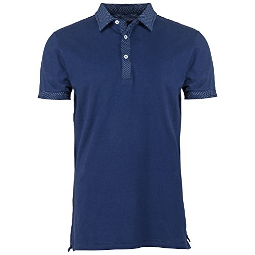 CASUAL FRIDAY Herren T-Shirt blau blau Blau