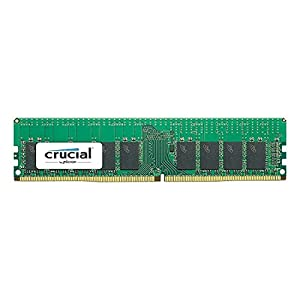 Crucial CT4G4RFS824A Memoria 4 GB DDR4 2400 MT/s (PC4-19200) SR x8 ECC Registered DIMM 288-Pin
