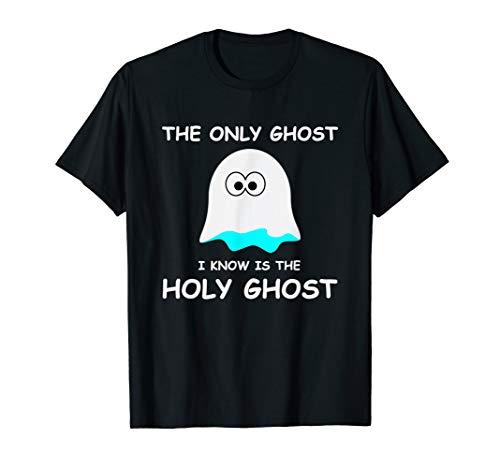 Christian Halloween T-Shirt Jesus Christian Gift Kids Adults T-Shirt (Holiday Halloween Christian)