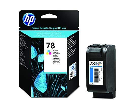 Cartouche d'impression 3 couleurs HP nº 78 (19 ml) - C6578D