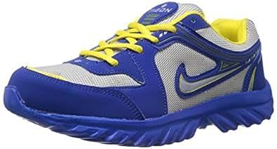 Tigon Men's Yellow Running Shoes - 10 UK (B-009)