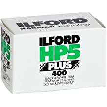 Ilford HP5 Plus 135-36 - Película fotográfica (blanco y negro)
