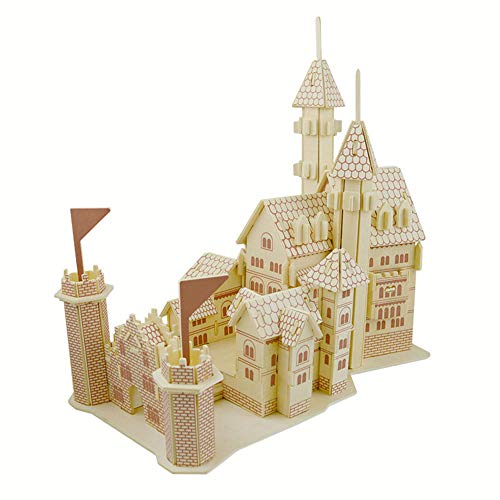 Wxk Puzzles Jigsaw Schiff 3D Holzbausätze Geschenk Kinder Jugendliche Erwachsene Auch Ornamente,A