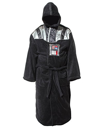 Star-Wars-Ropa-de-dormir-para-hombre-Negro-negro-nica
