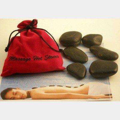 MONTEMAGGI Sacchetto di pietre per massaggi hot stone