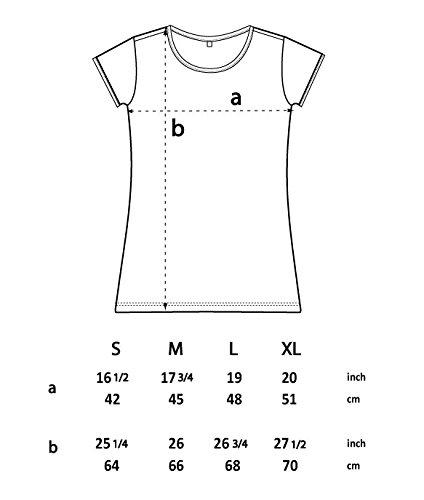 HASHTAGSTUFF Damen T-Shirt mit Aufdruck / verschiedene Sprüche auswählbar / Schwarz / Spruch / Print / Kurzarm / Hipster / Frauen / Mädchen / Girls FLEEK