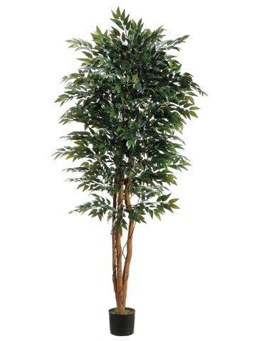 6' Smilax Silk Decor Tree w/Pot (case of 2) by SilksAreForever