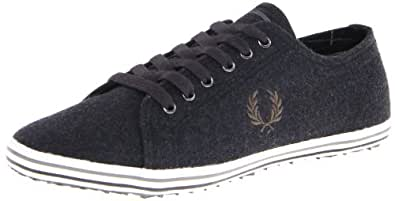 Fred Perry Kingston Wool Charcoal 47