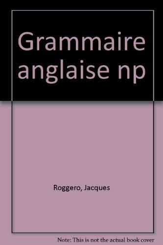Grammaire anglaise, 2e édition