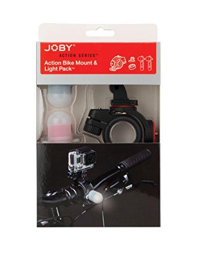 Joby JB01388 Action Fahrradbefestigung und Beleuchtungspaket