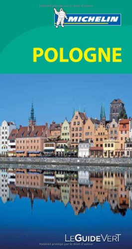 Le Guide Vert Pologne Michelin