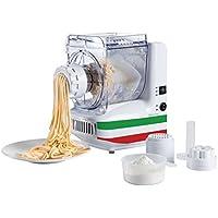 Domoclip DOP101 - Máquina para hacer pasta, 180 W, color blanco