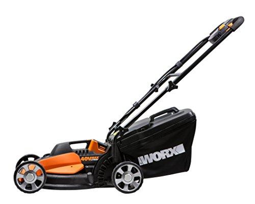 WORX WG776E 40 V Lithium-Ion Cordless 33cm Lawn Mower