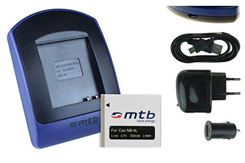 bateria-cargador-usb-coche-corriente-nb-4l-para-canon-ixus-ixy-digital-powershot-v-lista