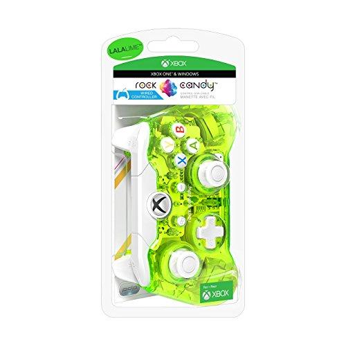 Xbox One Controller Rock Candy - grün