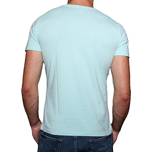 Blend Built In Blue T-Shirt Hellblau Hellblau