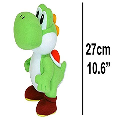 Yoshi (27cm) Plüsch, Stofftiere, Original